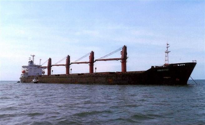 ABD'nin el koyduğu Kuzey Kore gemisi incelenecek