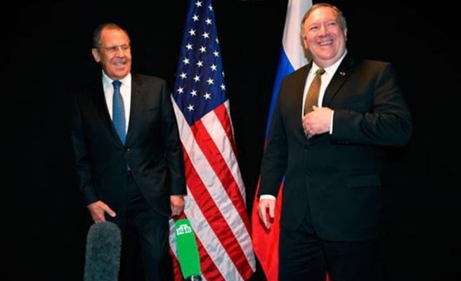 ABD ve Rusya arasında sürpriz ziyaret!