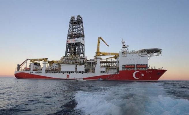 AB'den Türkiye'ye sondajı durdurma çağrısı