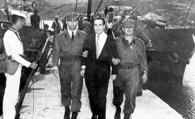 Adnan Menderes'in idam sehpasında bile söylemediği 'devlet sırrı'