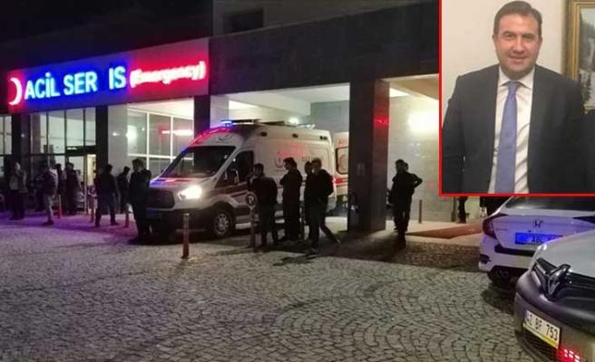 MHP'li Doğanhisar Belediye Başkanı İhsan Öztoklu bıçaklı saldırıda öldürüldü