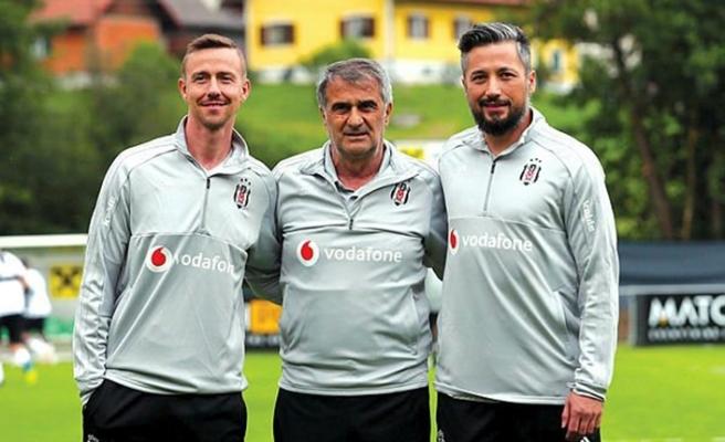 Guti Hernandez Beşiktaş'a veda ediyor