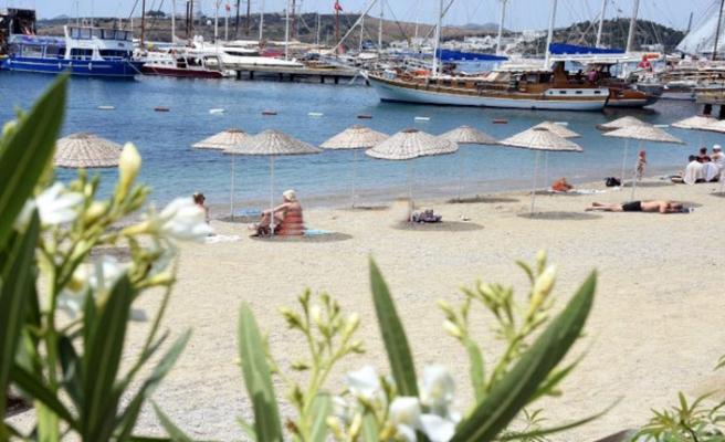 Bodrum plajlarında yeni düzenleme! Şezlonglar kaldırılıyor
