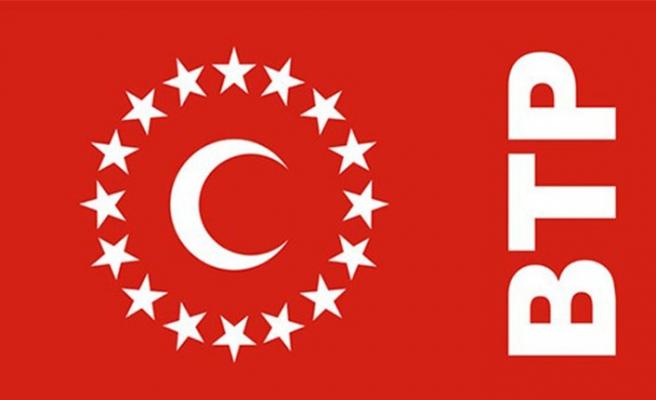 BTP, 23 Haziran'daki İstanbul seçimi için kararını verdi