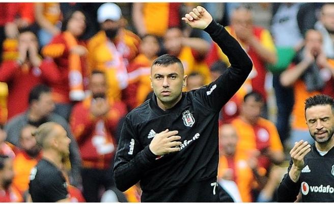 Burak Yılmaz'dan tepki! Galatasaray...