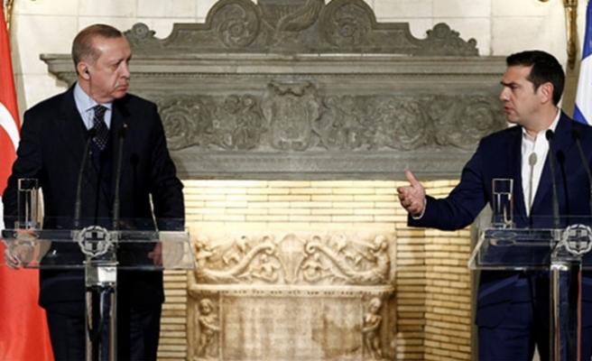 Yunanistan Başbakanı Çipras'tan Türkiye'ye çirkin suçlama