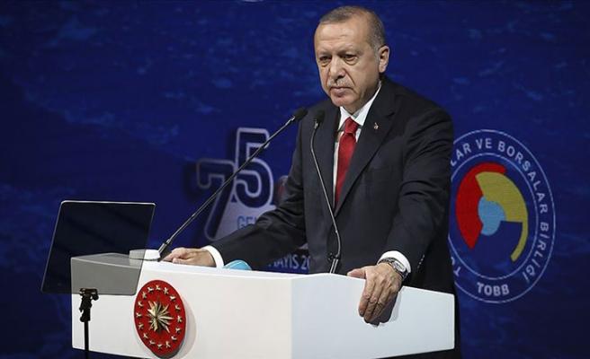 Cumhurbaşkanı Erdoğan'dan STK'lara çağrı, çiftçiye müjde