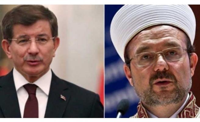 Davutoğlu'nun kuracağı yeni partide olduğu konuşulan eski Diyanet Başkanı'ndan açıklama