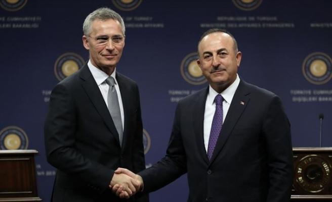 Dışişleri Bakanı Çavuşoğlu, Stoltenberg ile telefonda görüştü
