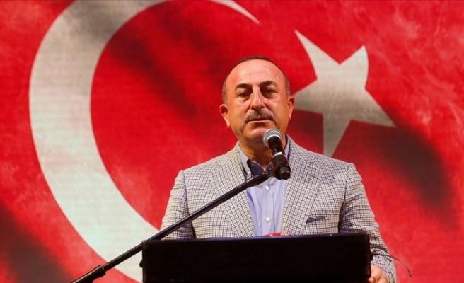 Dışişleri Bakanı Çavuşoğlu: Dışişleri Bakanlığı olarak hainlerin peşini bırakmıyoruz
