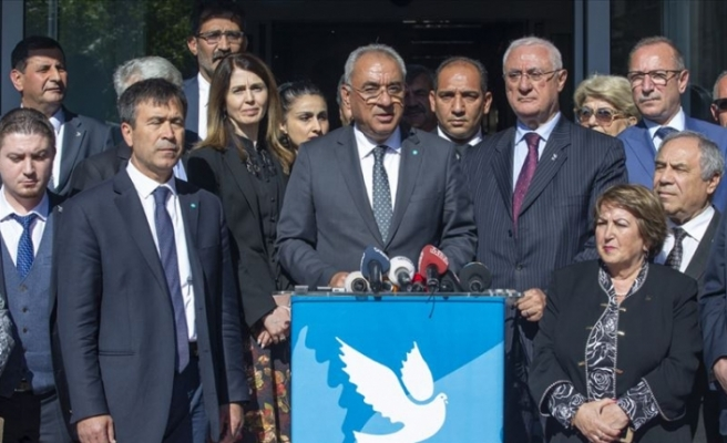 'DSP, İstanbul'da yeni bir aday göstermemeyi kararlaştırmıştır'