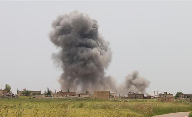 Suriye el-Bab'da bomba yüklü araç patladı: Yaralılar var