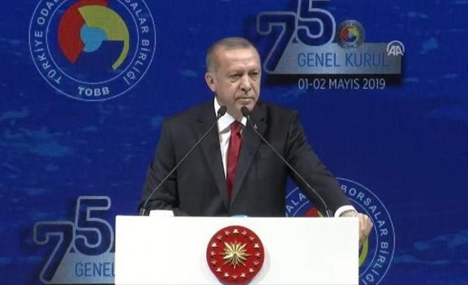Cumhurbaşkanı Erdoğan 'Türkiye ittifakı' tartışmalarına noktayı koydu