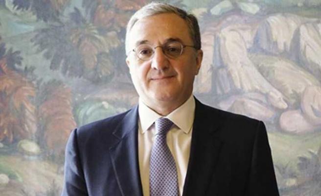 Ermenistan Dışişleri Bakanından skandal paylaşım