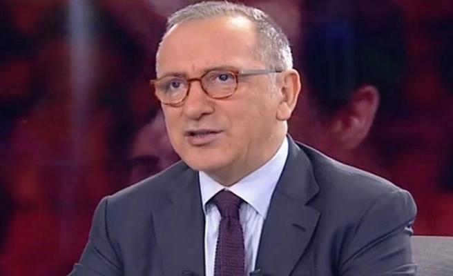Fatih Altaylı: Bunları duydukça Fenerbahçeli olasım geliyor