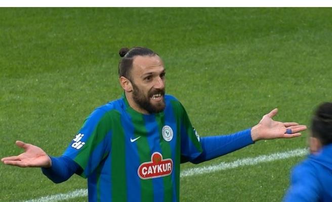 Fenerbahçe'yi açıkladı! Vedat Muriqi...