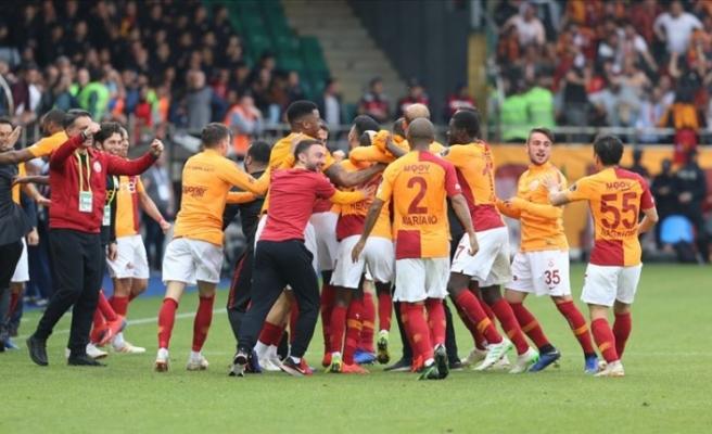 Galatasaray'da yenilmezlik serisi 18 maça çıktı
