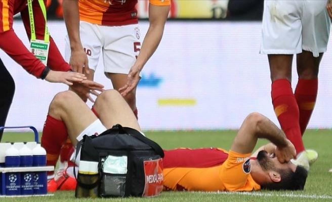 Galatasaray'dan Emre Akbaba'nın sağlık durumuna ilişkin açıklama