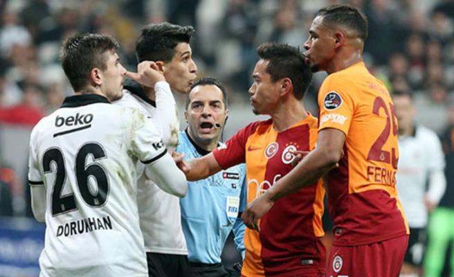Galatasaray-Beşiktaş derbisinin hakemi  Bülent Yıldırım oldu