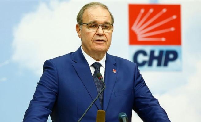 CHP Sözcüsü Faik Öztrak: Gerekçede, kurdun kuzuyu suçlaması olacak