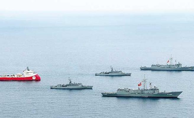 GKRY'den Türkiye'ye küstah tehdit