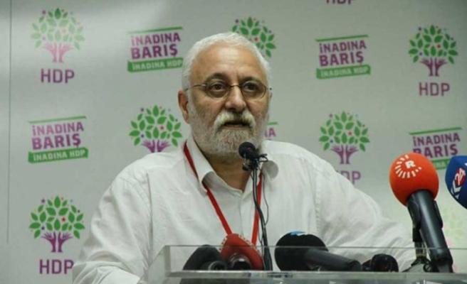 HDP'li vekilden MHP'ye takdir, CHP ve İYİ Parti'ye sitem