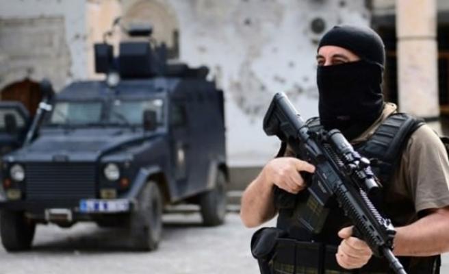 İstanbul'da PKK'ya darbe! 14 adrese eş zamanlı baskın