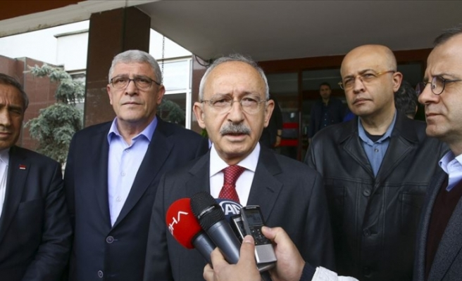 Kılıçdaroğlu'ndan gazeteci Demirağ'a ziyaret