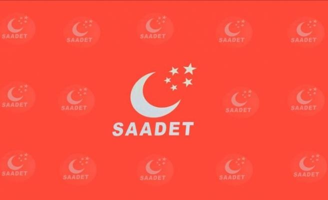 Kılıçdaroğlu'nun danışmanından Saadet Partisi'ne bağış