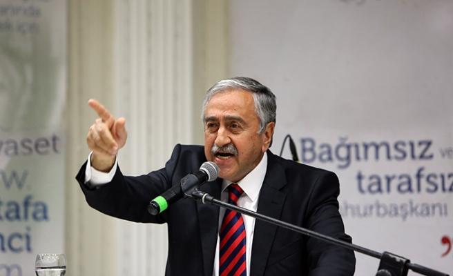 KKTC Cumhurbaşkanı Mustafa Akıncı'dan yeni hükümet açıklaması!