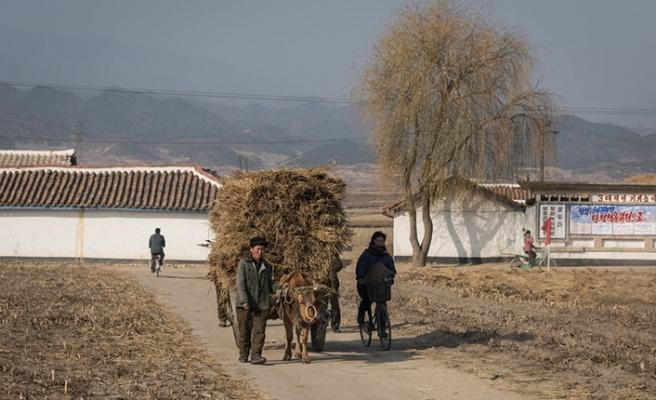 Kuzey Kore kuraklıkla karşı karşıya