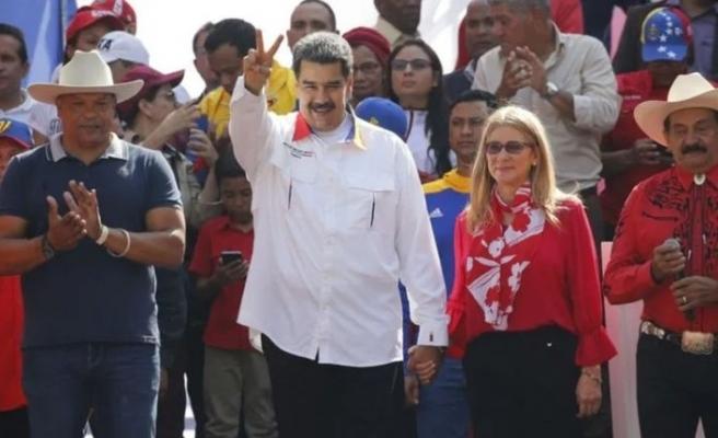 Maduro'dan erken seçim hamlesi