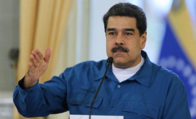 Maduro onu 'hain' olarak ilan etti!