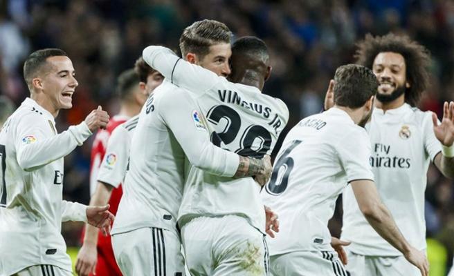 Real Madrid'in marka değeri dudak uçuklattı