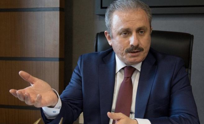 Meclis Başkanı Şentop'tan terör eylemi girişimine ilişkin açıklama