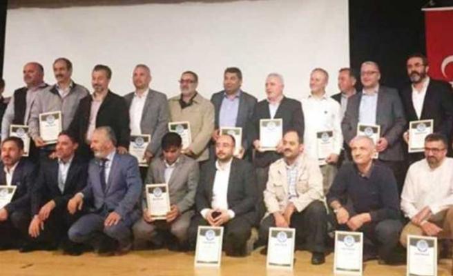 Bakırköy İmam Hatip mezunlarının 30'uncu yıl heyecanı
