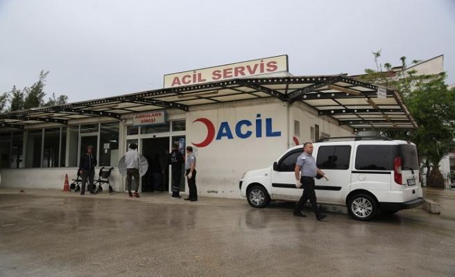 Muğla'da yolcu otobüsü devrildi