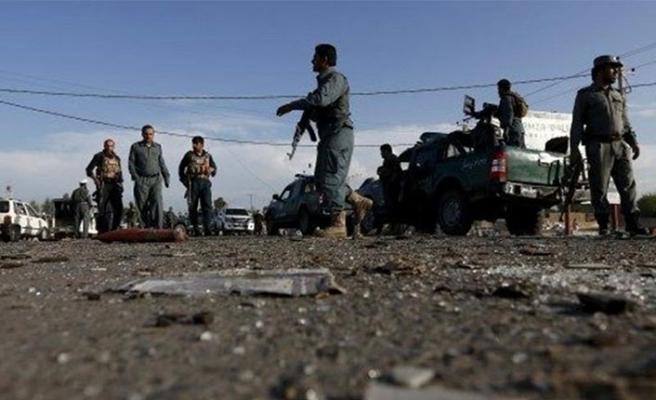Afganistan'da patlayan bomba 4 çocuğu hayattan kopardı