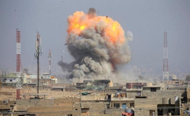 Peş peşe patlamalar: Onlarca PKK/YPG'li öldü