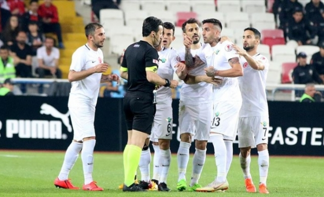 PFDK'den Akhisarsporlu futbolculara ceza