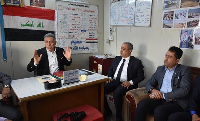 Irak Türkmen Cephesi Başkanı PKK'nın Telafer planını deşifre etti