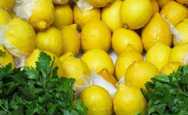 Ramazan'da en çok limona zam geldi