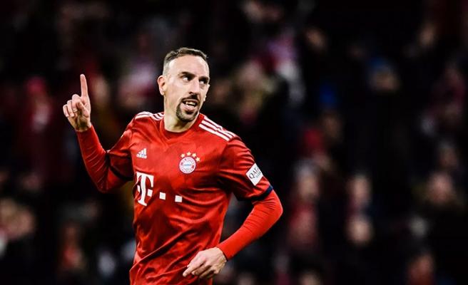 Franck Ribery'den Galatasaray'a mesaj!