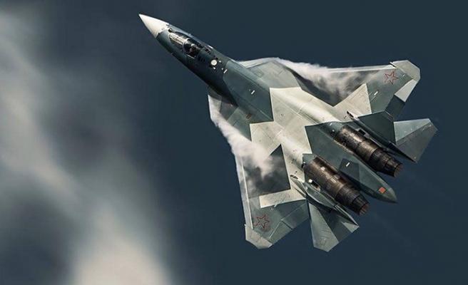 Rusya Su-57 savaş uçağı konusunda işbirliğine hazır