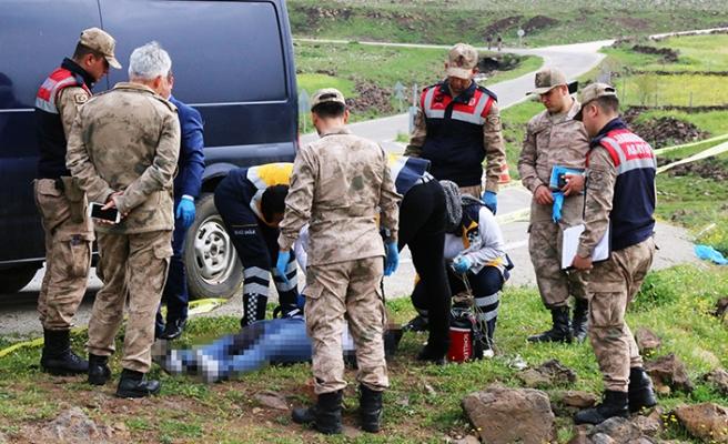 Şanlıurfa'da silahla vurulmuş bir kişinin cesedi bulundu