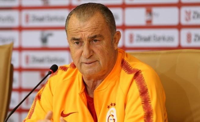 Galatasaray Teknik Direktörü Fatih Terim: Tam da kupa haftası diyorum