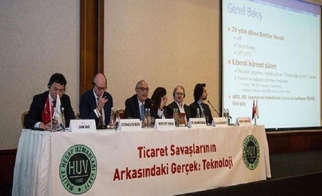 Ticaret savaşları İstanbul'da tartışıldı