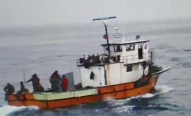 Romanya, ateş açtığı Türk balıkçı teknesini batırdı! Yaralılar var