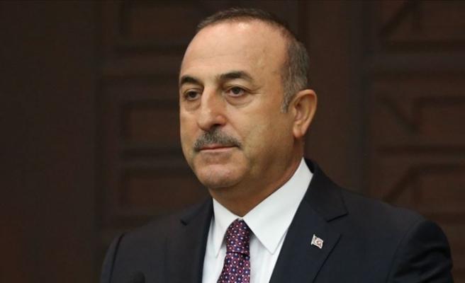 Çavuşoğlu: Türkiye'nin üyeliği AB'yi daha güçlü ve müreffeh kılacak