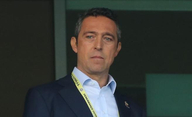 Fenerbahçe Kulübü Başkanı Koç: VAR'a rağmen en çok konuşulan konu yine hakemler